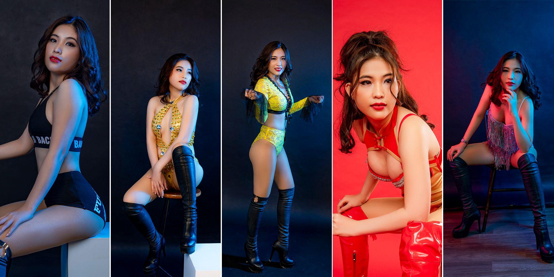 Đàm Studio - Chụp ảnh beauty Studio Quận 12